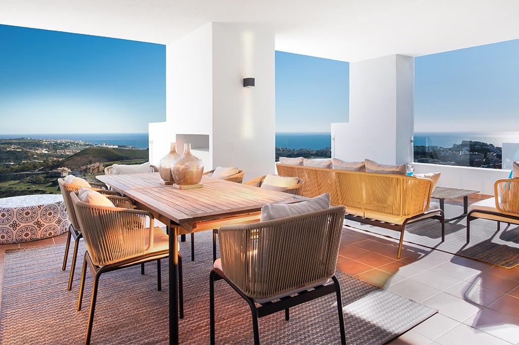 Property development - The Suites at La Cala Hill Club