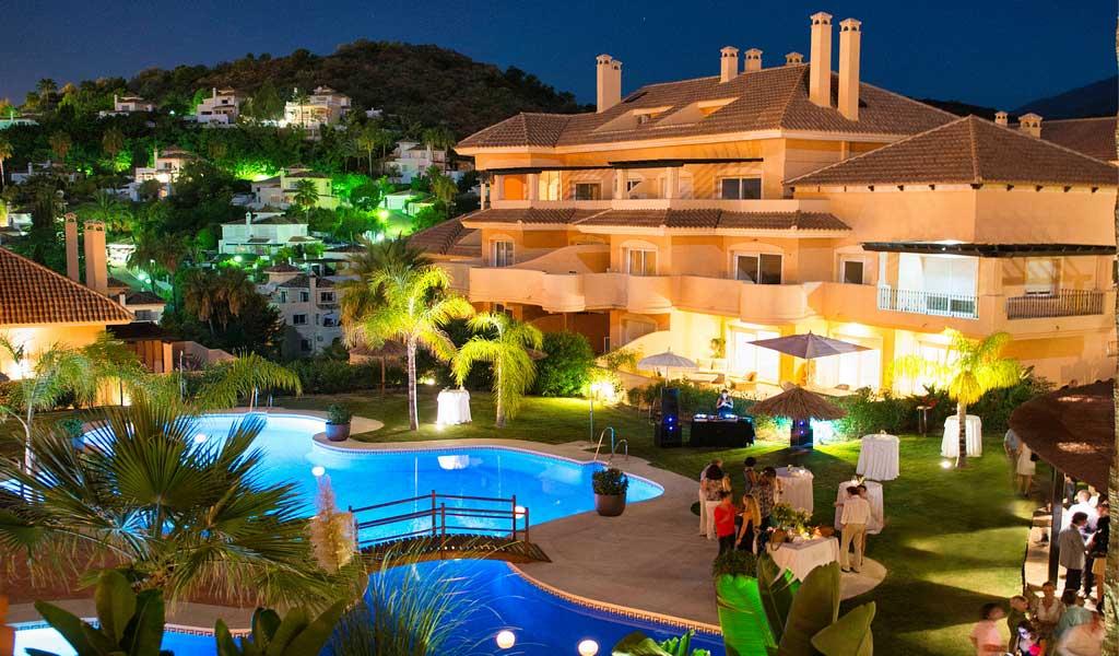 Property development - Aloha Hill Club