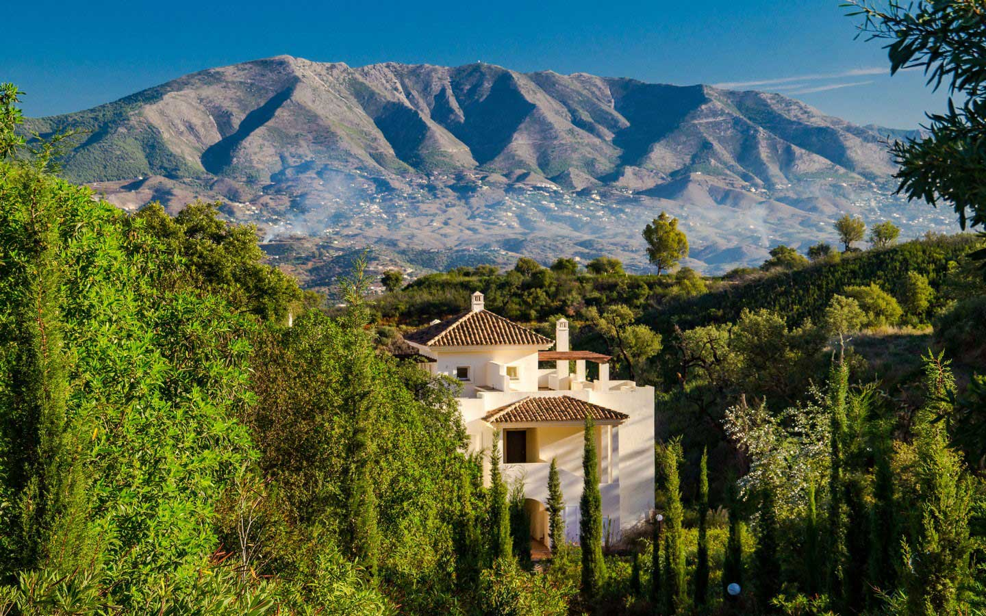Marbella property development - The Oakhill